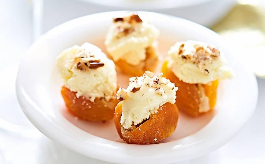 Pildītas aprikozes recepte