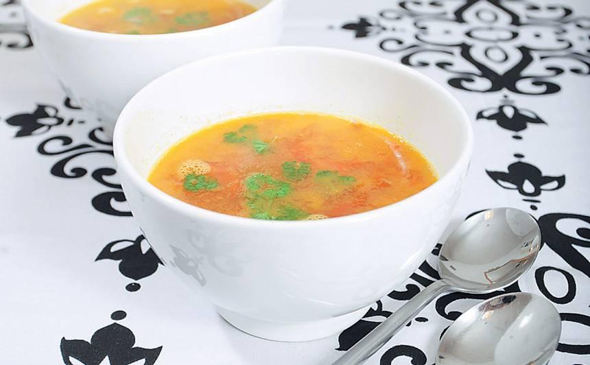 Zirņu zupa recepte