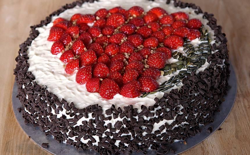 Portera šokolādes kūka receptes