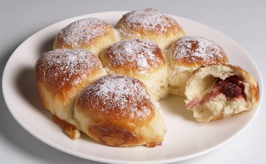 Sūkalu mīklas biezpiena pīrādziņi