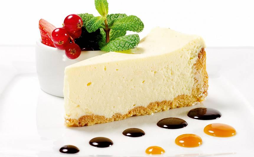 Klasiskā siera kūka