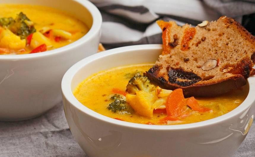 Zupa Mīli Džūliju recepte