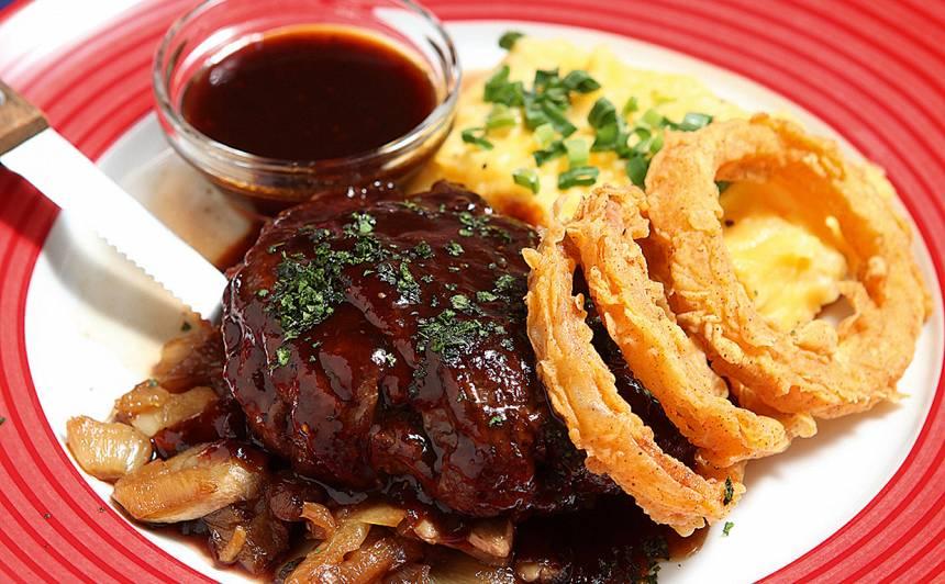 Sulīgs liellopa steiks recepte