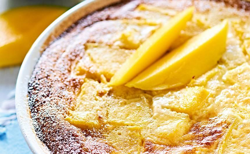 Mango klafuti receptes