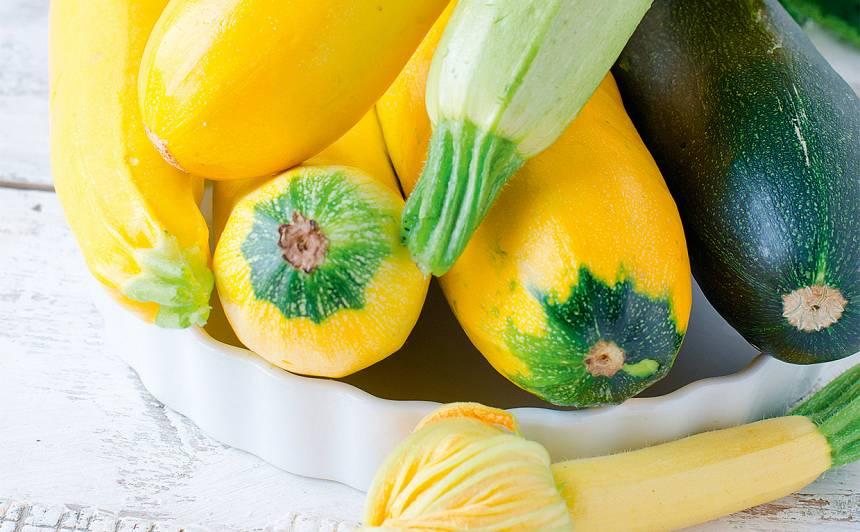 Kabaču ievārījums ar citronu