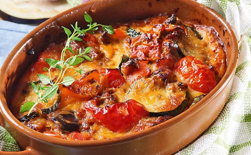 Maltās gaļas un dārzeņu sacepums receptes