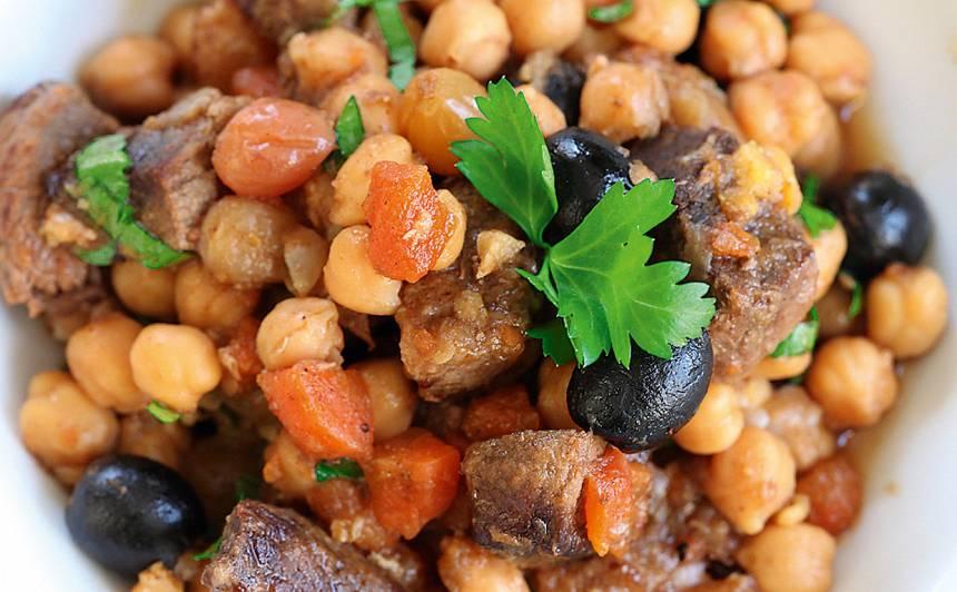 Sautējums marokāņu gaumē recepte