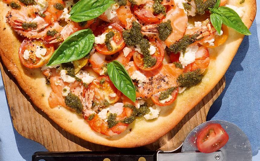 Ātrā picas mīkla