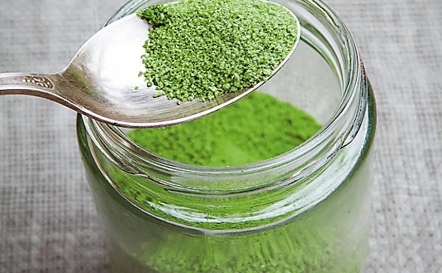 Zaļais jeb nātru sāls
