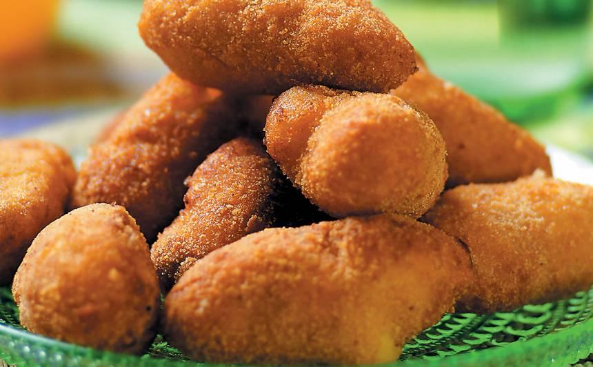 Kartupeļu kroketes recepte