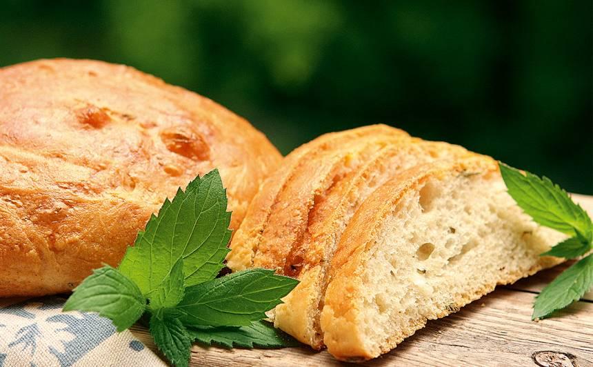 Stiprā maize ar piparmētrām