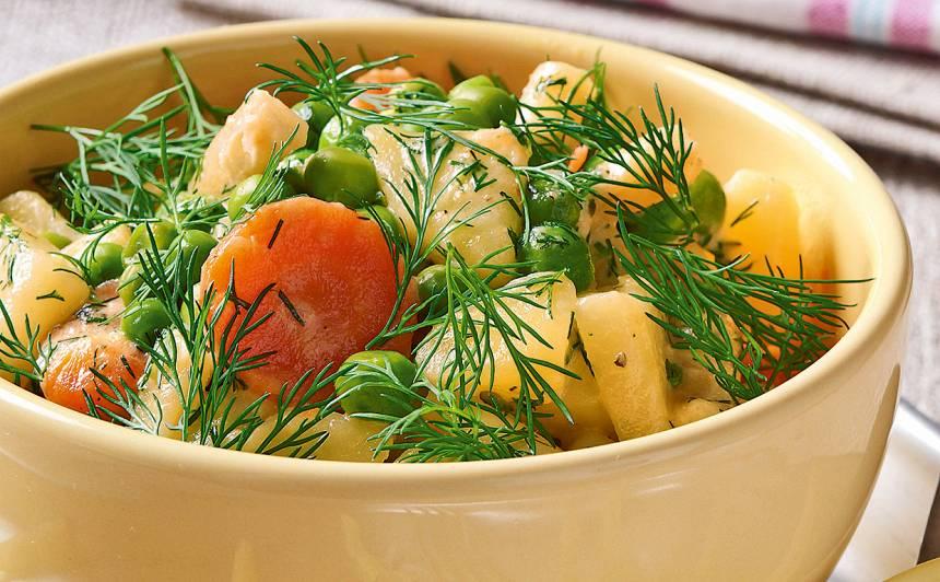 Dārzeņu sautējums recepte
