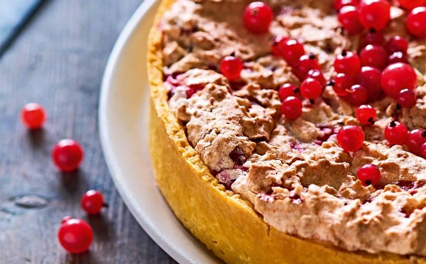Jāņogu kūka recepte
