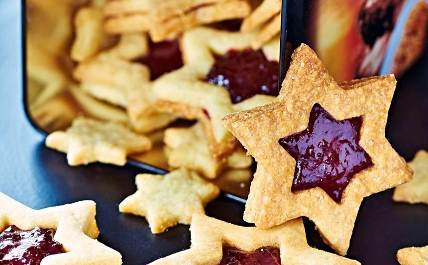 Ievārījuma zvaigznes recepte