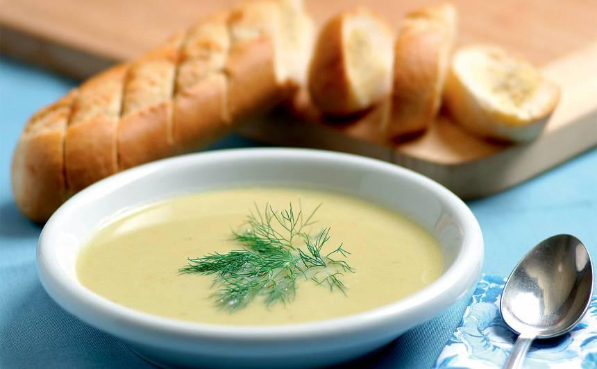 Avokado zupa receptes