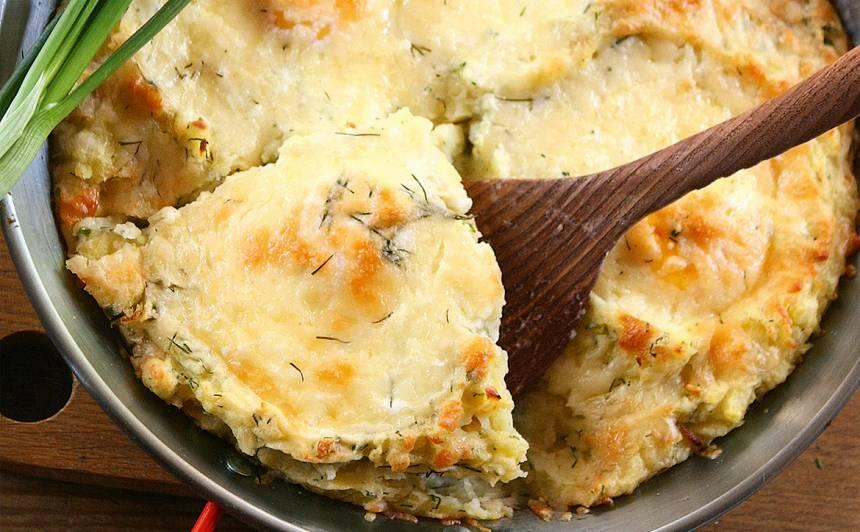 Bagātā kartupeļu biezputra recepte