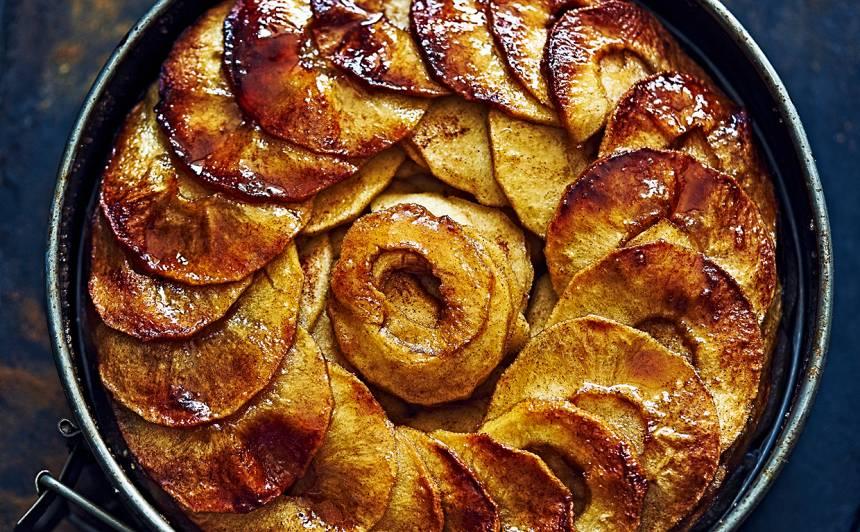 Austrāliešu tūkstoškārtu ābolkūka recepte