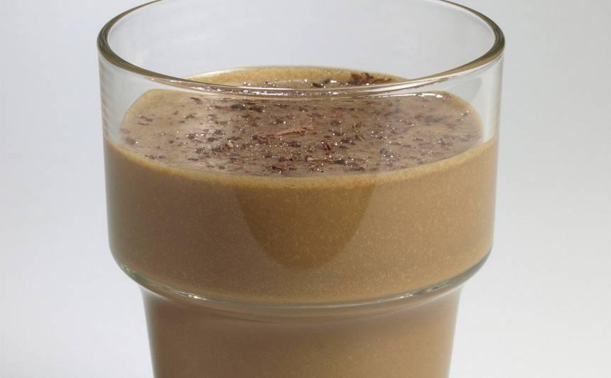 Kafijas banānu dzēriens recepte