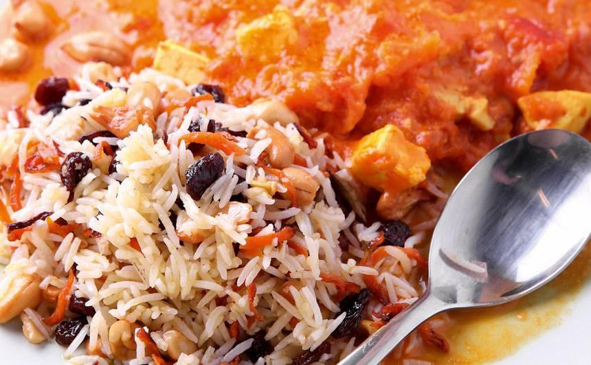 Rīsi ar Indijas riekstiem