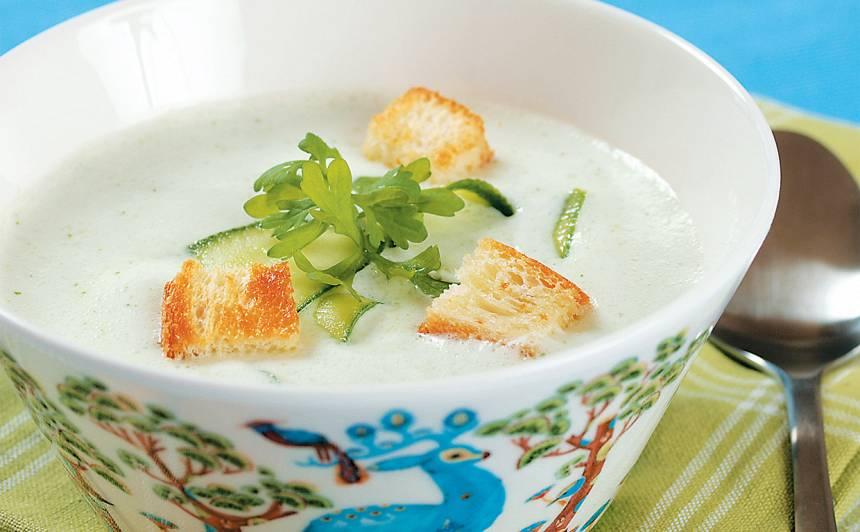 Jogurta zupa recepte