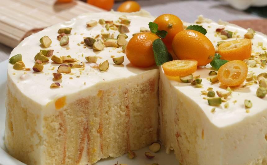 Apelsīnu ruletes kūka