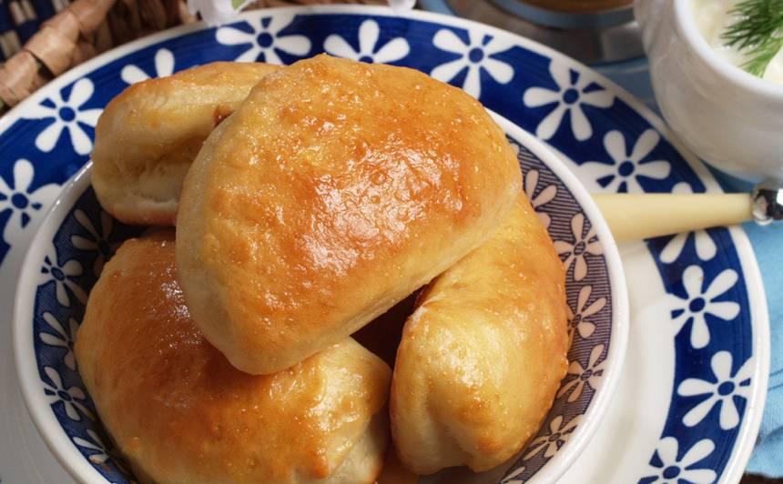 Pīrādziņi ar kāpostiem recepte