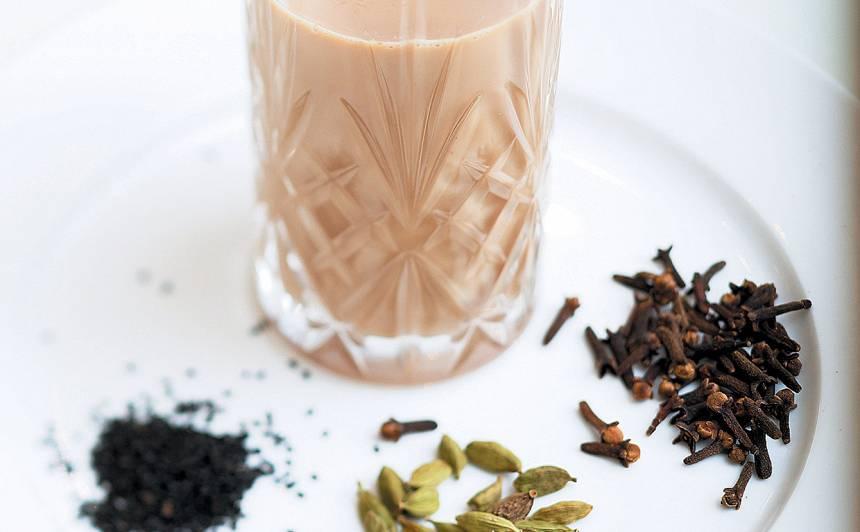 Masala tēja recepte