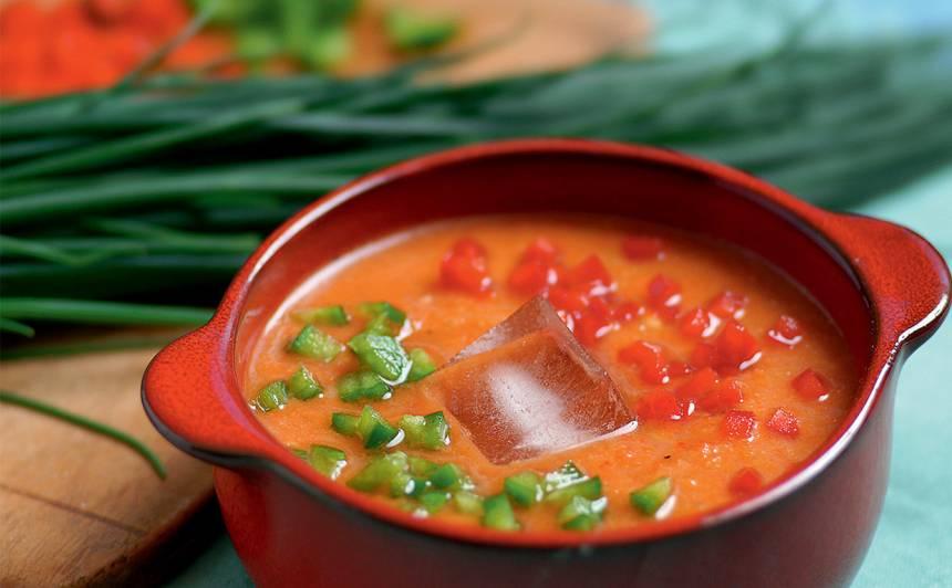 Tomātu zupa receptes