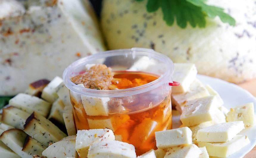 Mālkalnu ķimeņu siers recepte