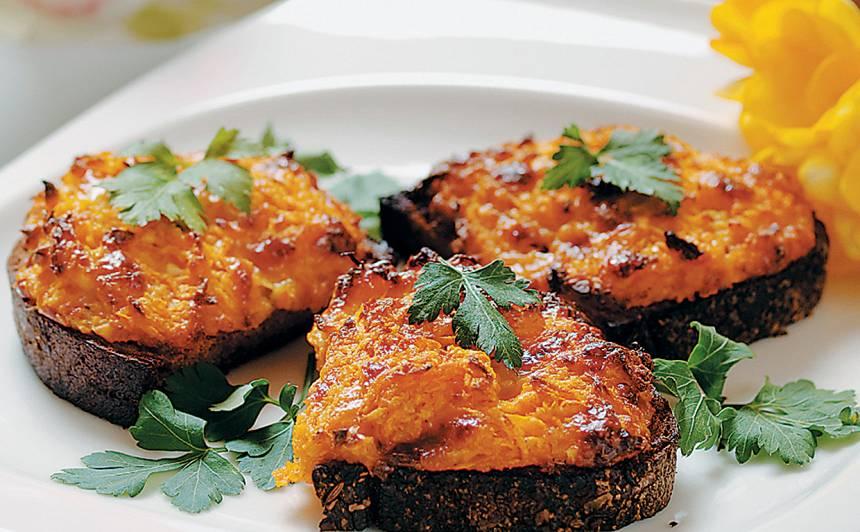 Burkānu maizītes recepte