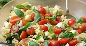 Mīļie makaronu salāti recepte