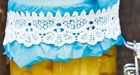 Kompots Viltotie ananasi