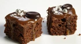 Šokolādes kubiciņi recepte