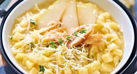 Kartupeļu risoto