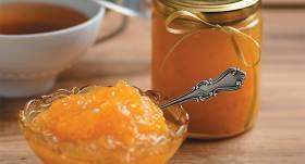 Rūgteni saldā apelsīnu marmelāde