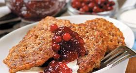 Raudzētas griķu pankūkas recepte