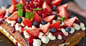 Kēksa kūka recepte
