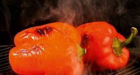 Paprikas grilēšana recepte