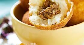 Rīsu bumbas recepte