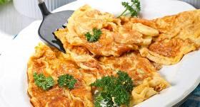 Pildītās omletes