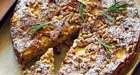 Itāļu ābolkūka recepte