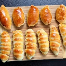 Pīrādziņi ar gaļu recepte