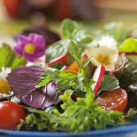Vasaras salāti recepte