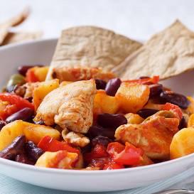 Meksikāņu vistas gaļas sautējums receptes