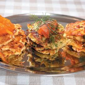 Kartupeļu pankūkas recepte