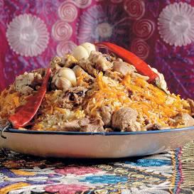 Taškentas svētku plovs