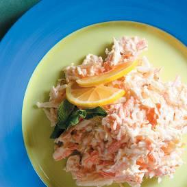 Seleriju salāti recepte