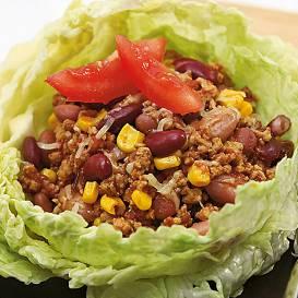 Sātīga maltīte kāpostlapā recepte