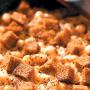 Omlete ar pupiņām recepte