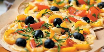 Tortilju picas recepte